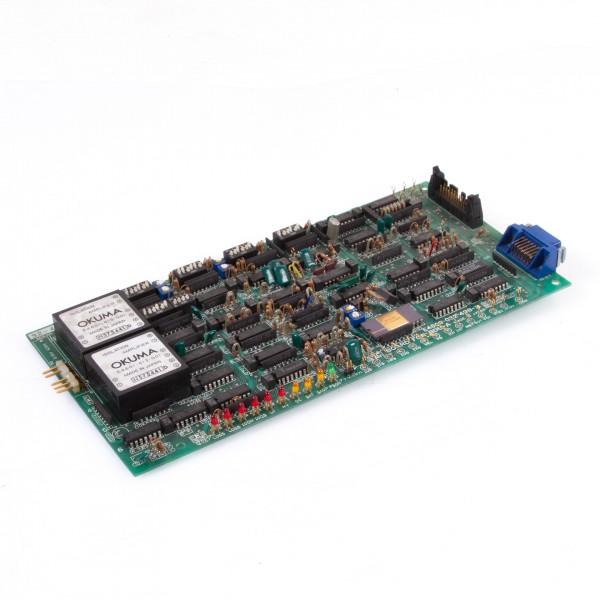 OKUMA SVC BOARD FOR BDU-A , E4809-032-498-B
