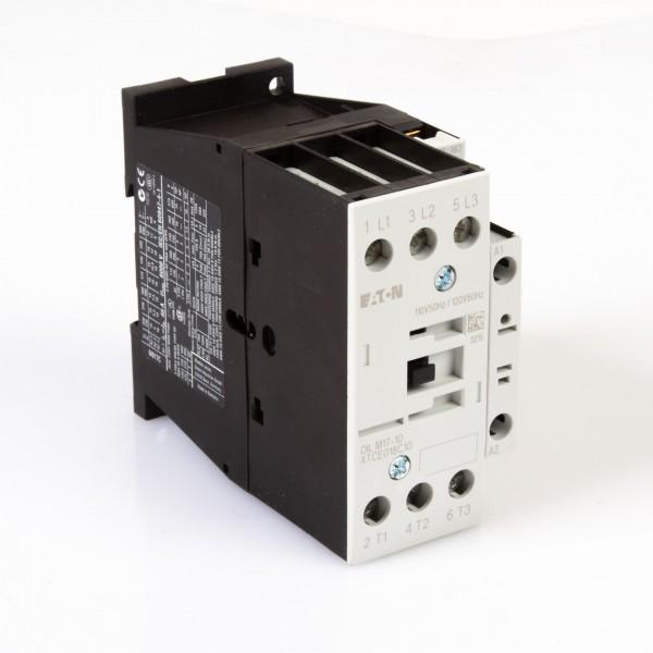 Eaton Leistungsschütz DILM17-10, 110V/50HZ, 120V/60HZ, 7.5 kW