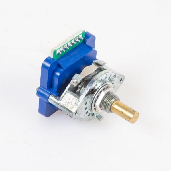 Rotary Switch, Vorschubregler, 15 Positionen für Okuma Werkzeugmaschinen
